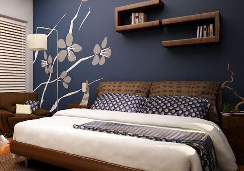 27 Creative Bedroom Painting Ideas | CreativeFan