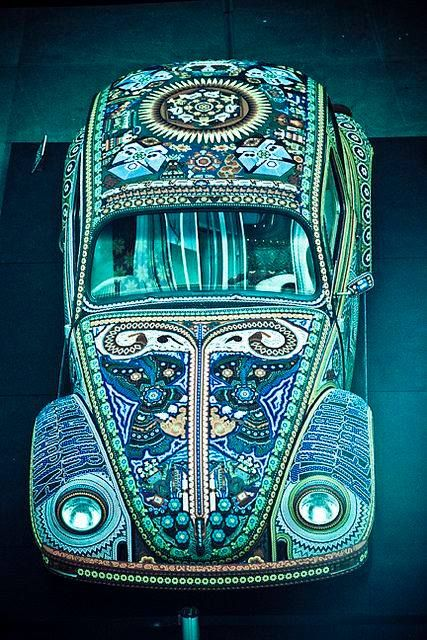 #Colourful vw