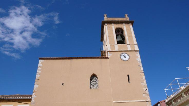 Church in Benidoleig