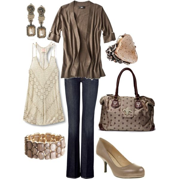 This would go with my new purse!: Dreams Closet, Wear To Work, Cute Outfits, Wednesday Workday, Colors Schemes, Cute Jeans Dresses Outfits, Work Outfits, Work Fashionista, Date Night Outfits