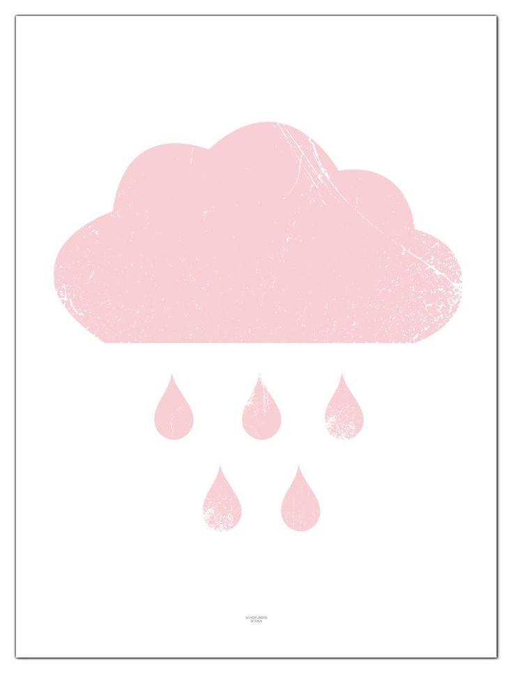 Plakat Rosa sky