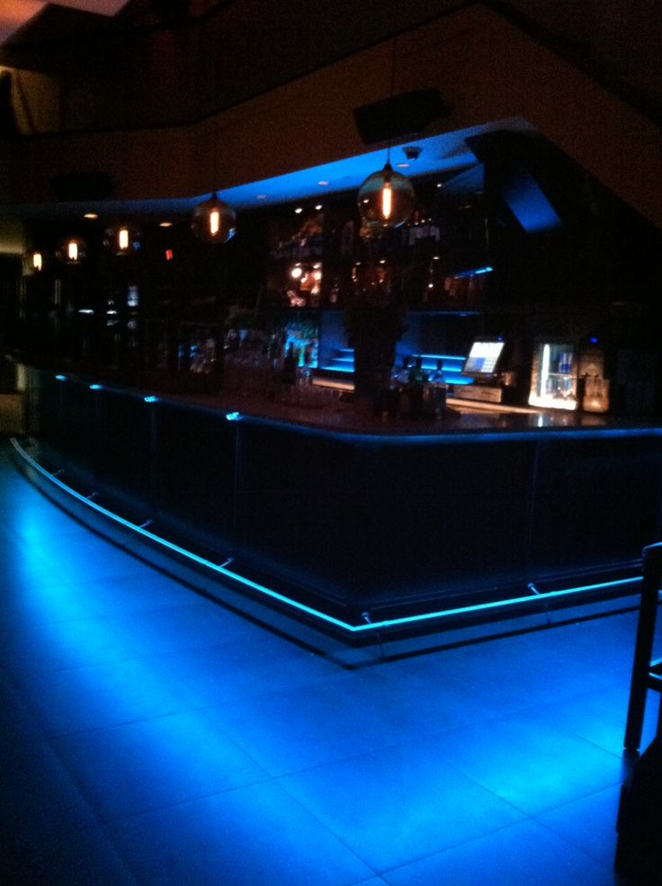 Pine Bar and Grill in Bronx, NY Leds under bar and in bottle rack Install by Second Generation LLC  #secondgenerationLLC #djnomadnyc #clublighting #barlighting #moodlighting #RGBLEDTAPE #moodlighting #lighting #bronx #newyorkcity #LEDlighting