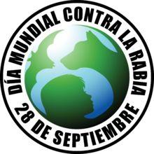 28 de septiembre - Día Mundial de la Rabia / September 28 - World Rabies Day