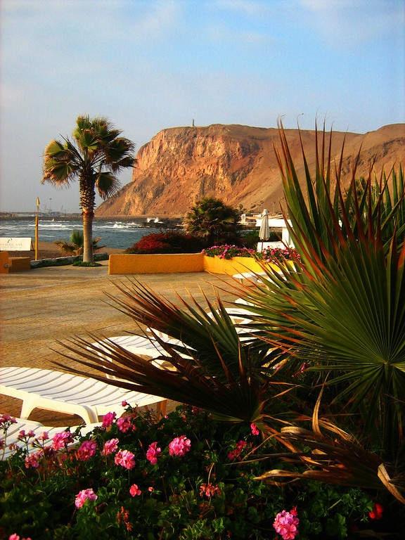 Playa en Arica