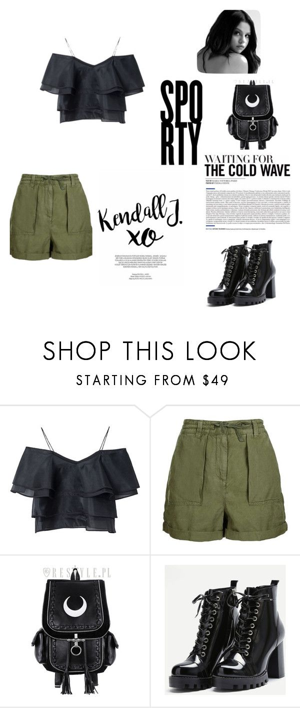 """Signo Sagittarius"" by rebecioatto on Polyvore featuring moda, Topshop e xO Design"