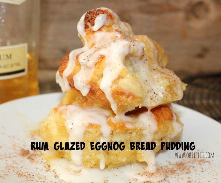 ... | Sauces, Caramel bread pudding and Krispy kreme bread pudding