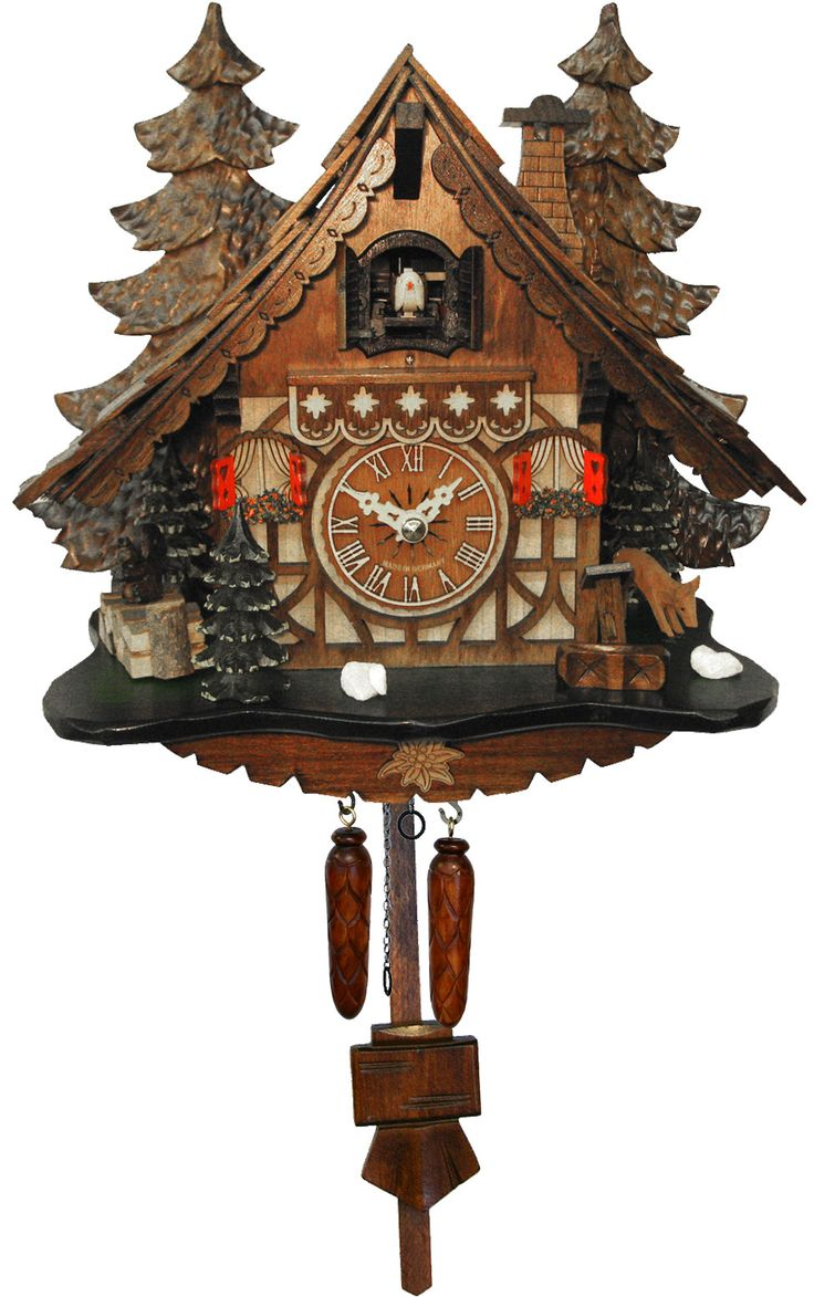Unusual Cuckoo Clocks 951 best klokken images on pinterest | antique clocks, cuckoo