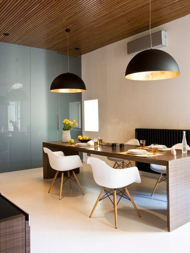 Un appartement entre passé et présent dans le coeur de Barcelone