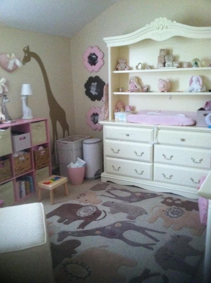 Scarlett's nursery :)