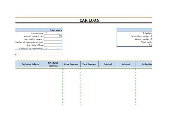 Customisable Budget Planner Jan to Jun, Budget Spreadsheet