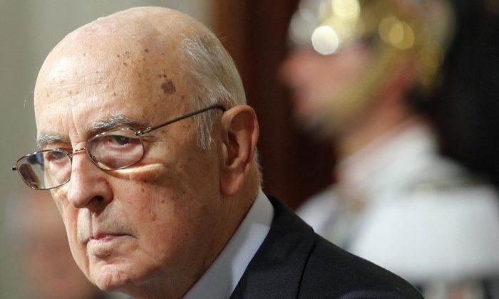 #Politica, bufera su #Napolitano che chiese a #Monti di tenersi pronto