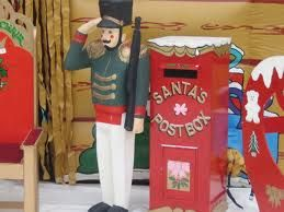 santa's grotto - Google Search