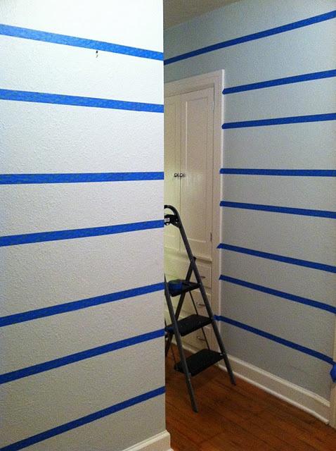 paint wall stripes
