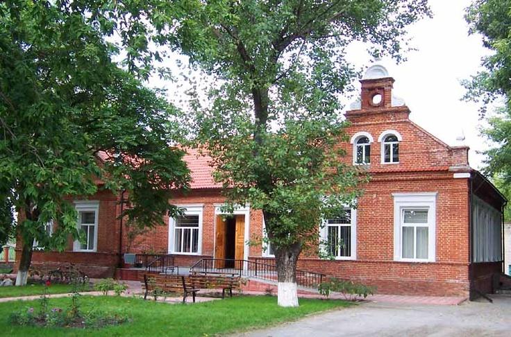 Mennonite Centre in Ukraine