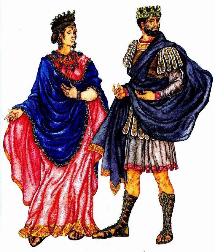 Женская одежда в древнем риме картинки