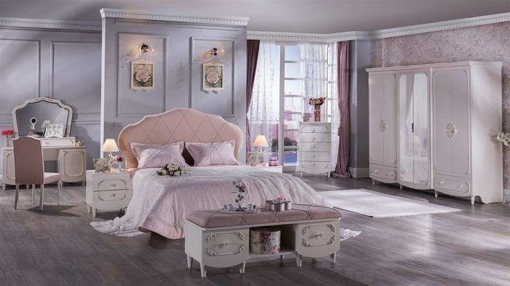 Romeo Yatak Odası Takımı