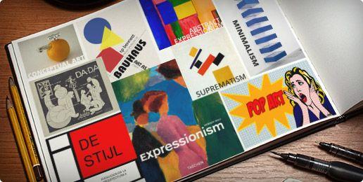 The Art Story: Modern Art Movements, Artists, Ideas and Topics