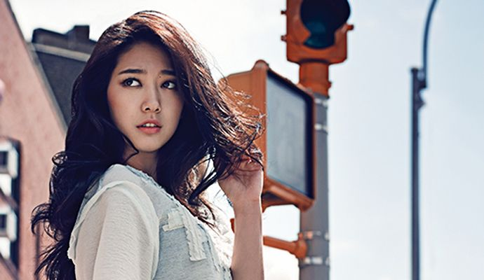 More Of Park Shin Hye From InStyle Korea's June 2014 Issue !