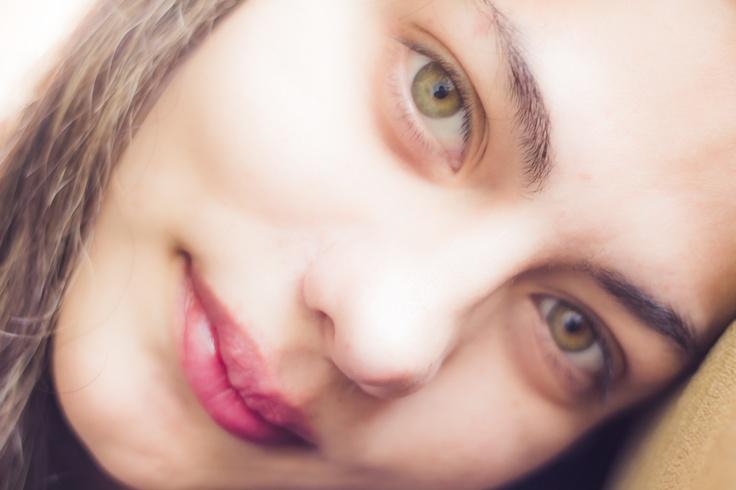 """""""Si te hace sonreír, es porque te hace bien. Si te hace bien, no lo dejes escapar""""."""