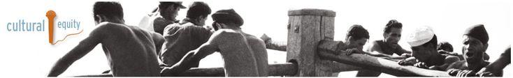 Alan Lomax online archive