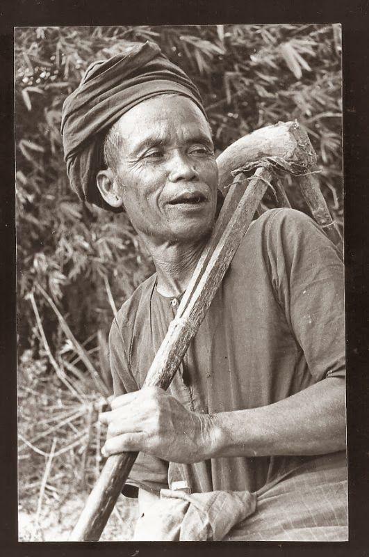 Batak Farmer 1920