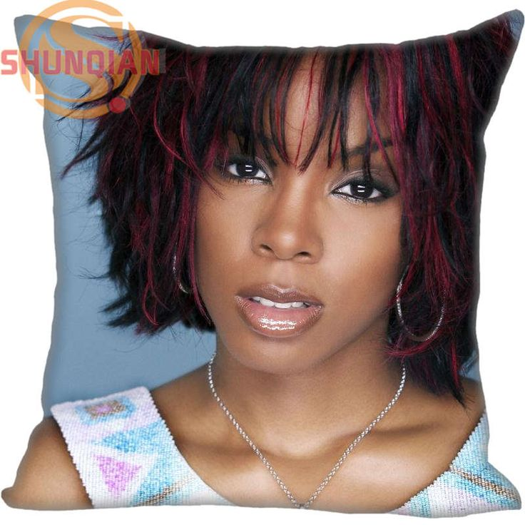 Hot Sale Kelly Rowland Pillowcase Wedding Decorative Pillow Case Customize Gift For Pillow Cover A311&144 #Affiliate