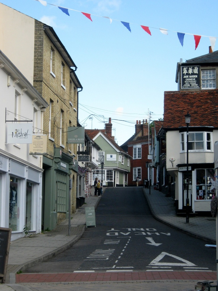 Saffron Walden, Essex, UK