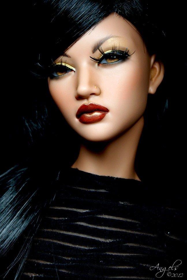 Laurie Lenz ANGELS Doll Studio Blog: Introducing Jacinta