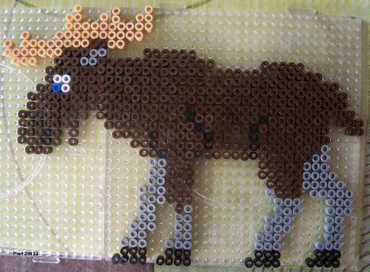 Garfield Bead Patterns Perler