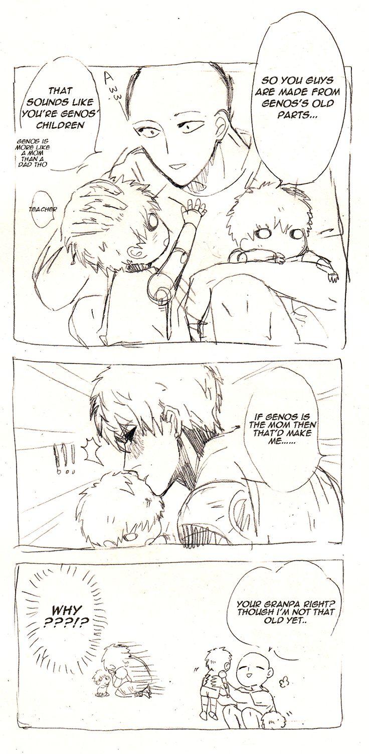char: saitama | Tumblr