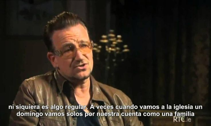 """Bono - Quién es Jesús? (Subtitulado de """"Who Is Jesus"""")."""