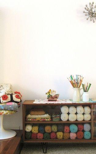 Organizing Your Knitting Supplies | SocialCafe Magazine