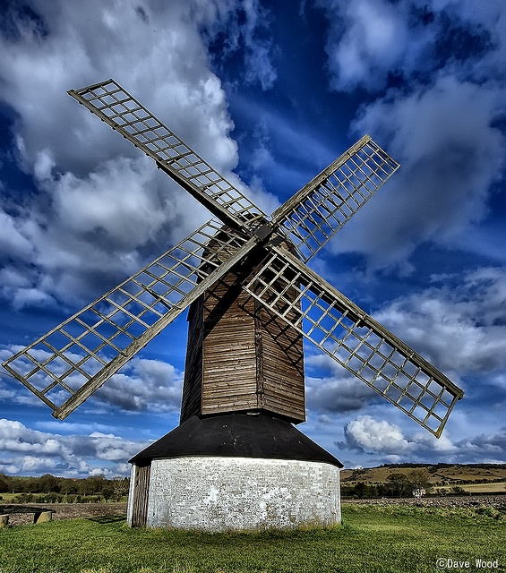Pitstone Windmill                                                                                                               Pitstone Windmill             by        Dave Wood Liverpool Images      on        Flickr