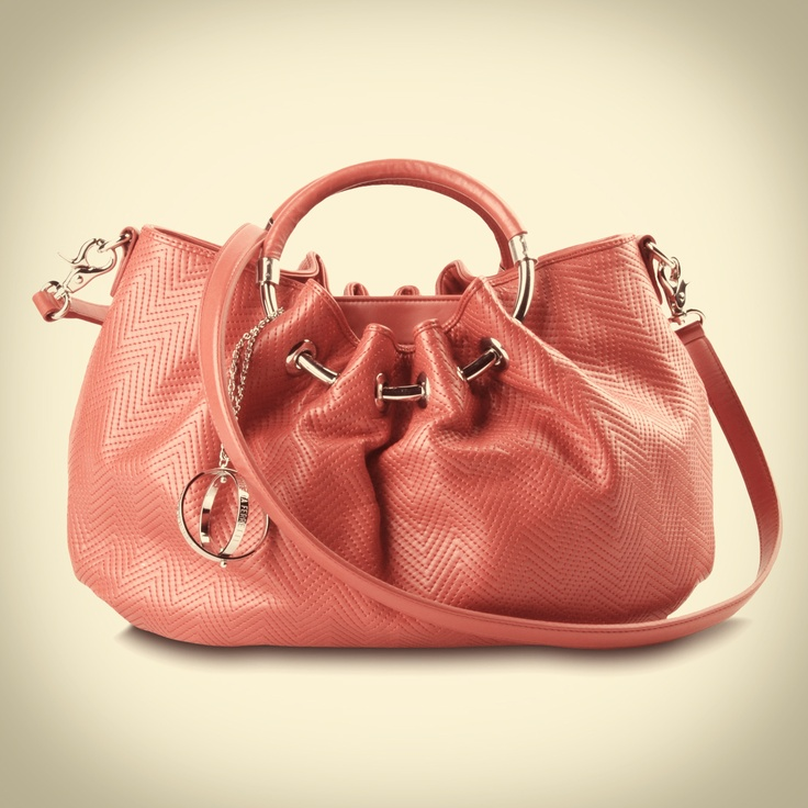 Pink in #love..SS12 Philosophy di #AlbertaFerretti Spring Summer 2012 Collection #fashion #bag