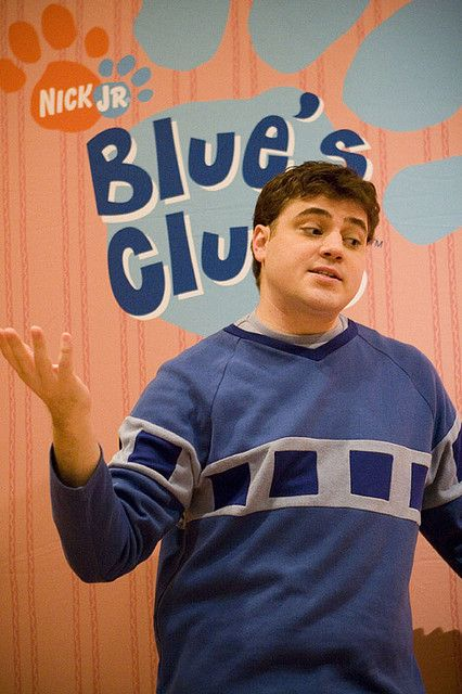 Donovan Patton as Joe from Blue's Clues