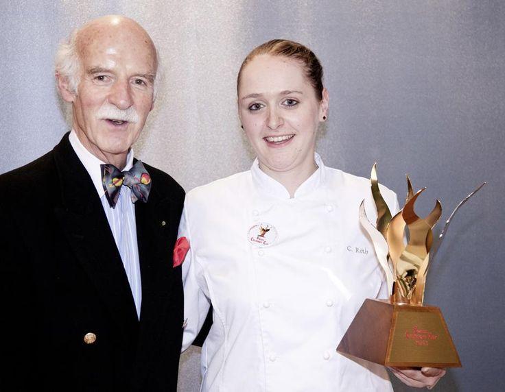 Corinne Roth, #MarmiteYoungster 2014 gewinnt auch Swiss Culinary Cup 2013