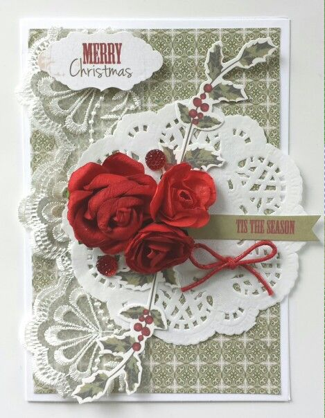 Yuletide collection : card