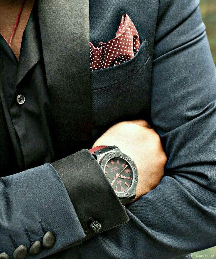 Menswear watch