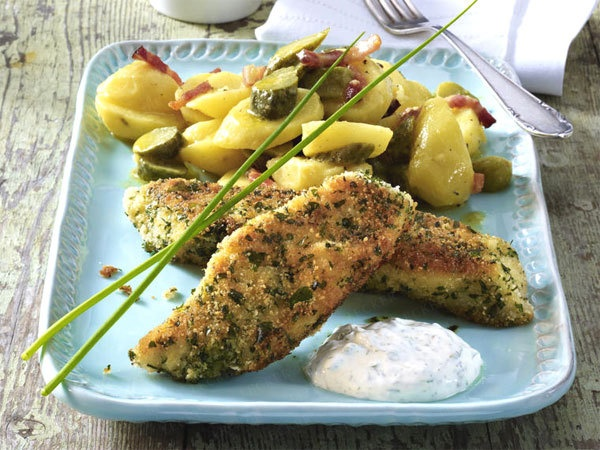 Kräuter-Rezepte mit würzigem Grün - Ideen für Fischgerichte