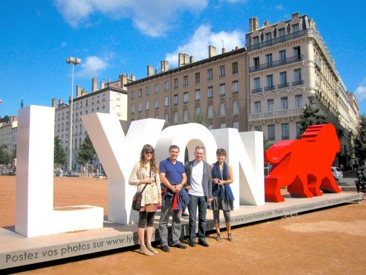 Lyon City Greeters - Lyon Tourist Office and Convention Bureau