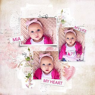 Mia, used elements and paper from kit InMyHeart by Palvinka, SS21-13616