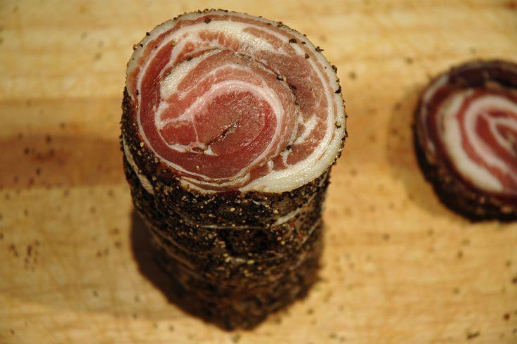 Pancetta • TuroK Like Food.