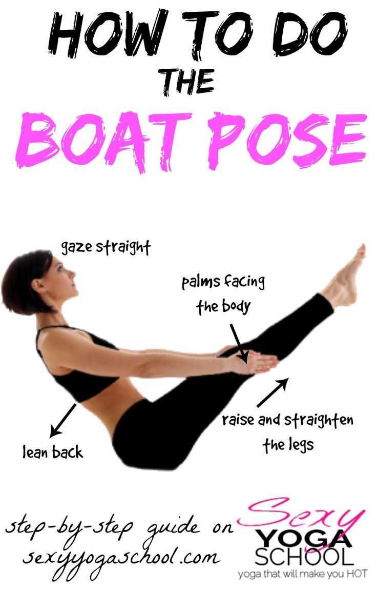 If you are aiming for a toned and strong yogi core then you should incorporate Boat Pose to your daily routine.
