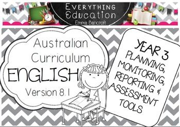 UPDATED TO THE NEW AC VERSION 8.1!ALREADY USED BY A NUMBER OF AUSTRALIAN SCHOOLSEDITABLE WORD AND PDF FORMAT INCLUDED**PLEASE NOTE that the purchase of this item is for the purchasers use in their classroom only. Additional licenses can be purchased if you wish to use this across your school.