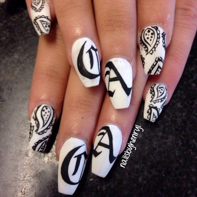 Instagram media by nailsbyhenryl #nail #nails #nailart