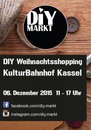 DIY MARKT Kassel am 06.12.2015