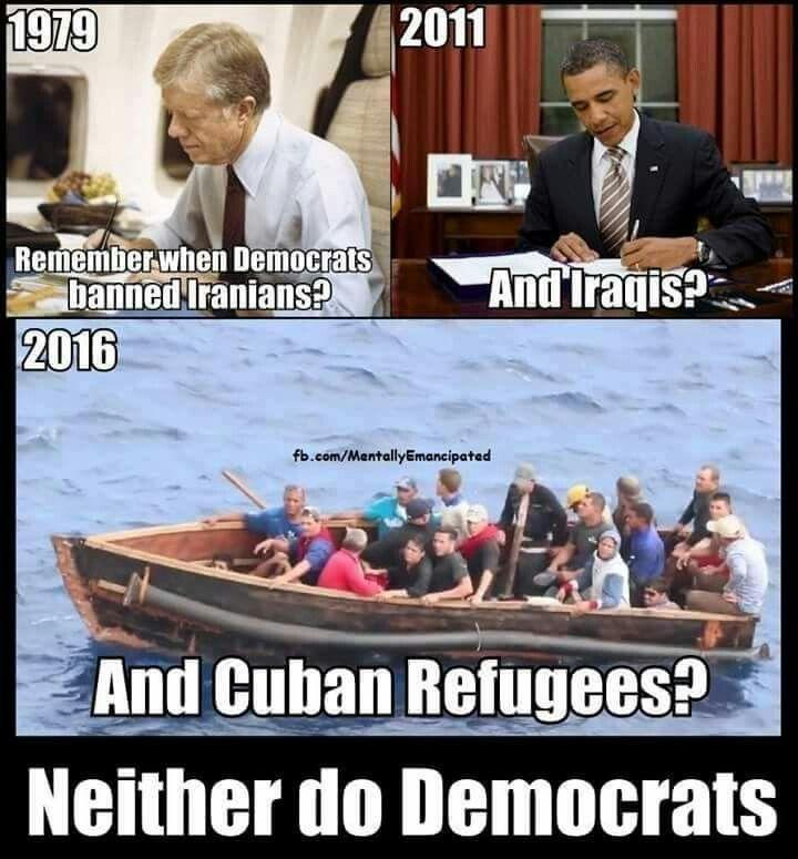 The Dems always have convenient memory lapses...
