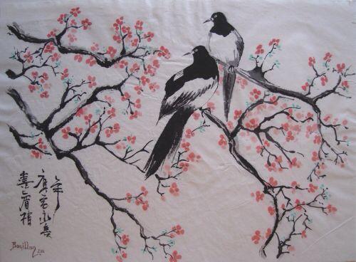 Les 21 meilleures images propos de fleur de cerisier sur pinterest fleurs art chinois - Confiture de nefles du japon ...
