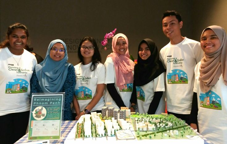 """Young Mayor Competition: Planning A Clean and Green Township 2017"" 