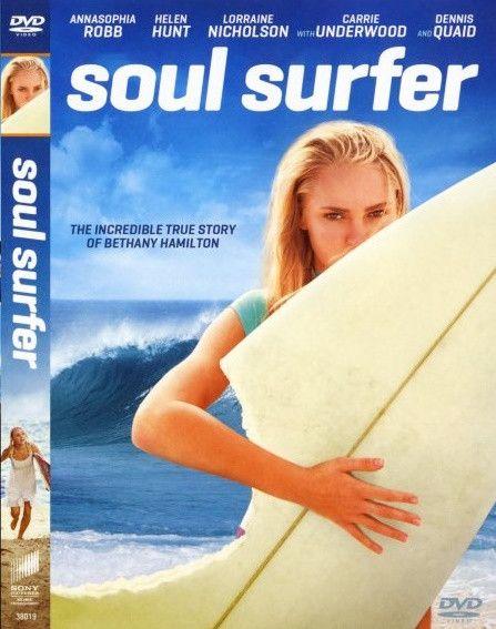 SOUL SURFER - inspiring true story of surfer Bethany Hamilton